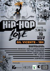 hip hop moçambicano