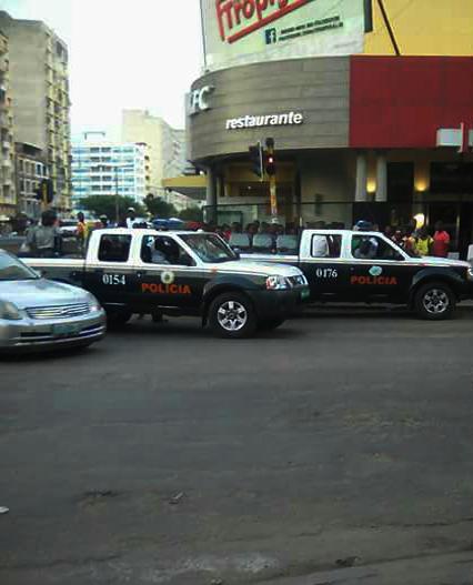 Policia moz