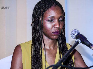 Só  três  estrangeiros foram ao show da Thandi Ntuli no Gil Vicente Café Bar