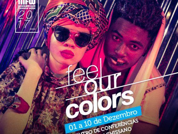 Mozambique Fashion Week mais uma vez celebra nossa herança cultural e artística através da moda
