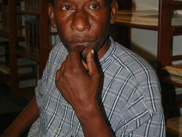 Marcelo Pangwana  Dá Um Presente à Literatura Moçambicana
