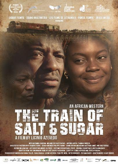 Cartaz do filme comboio de sal e açucar