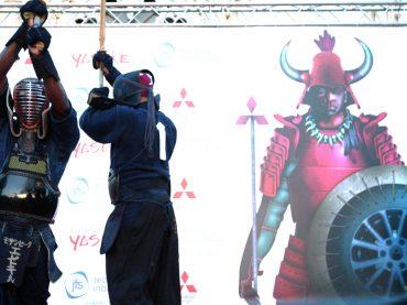 Samurai moçambicano dá mais um passo para as livrarias