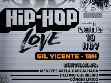 Hip-Hop Love Anima Sábado do Gil Vicente
