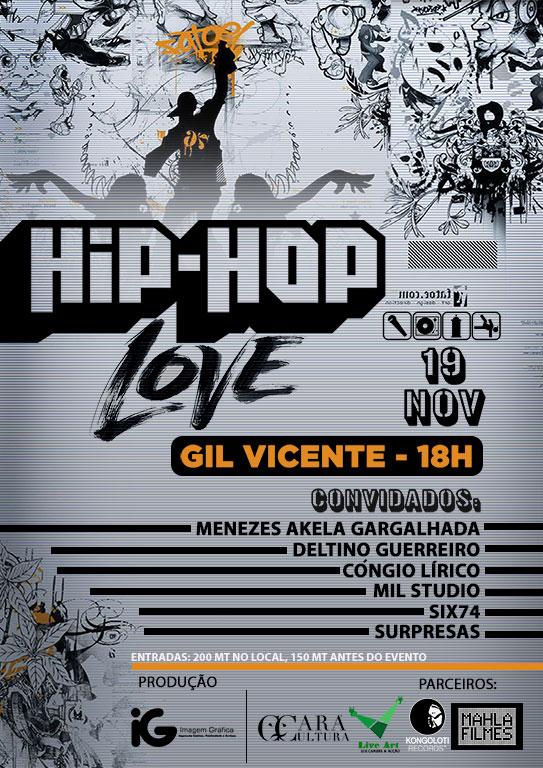 Hip Hop no Gil Vicente