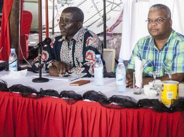 """Café debate com Silva Dunduro """"Ministro da Cultura e Turismo"""" no Medy´s Event"""