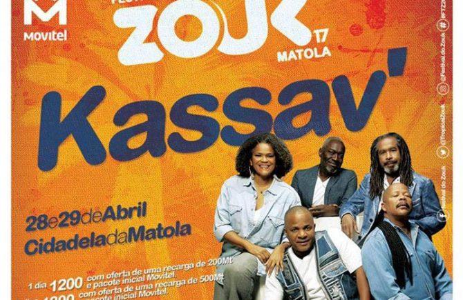 Festival Zouk pode acontecer sem a banda Kassav