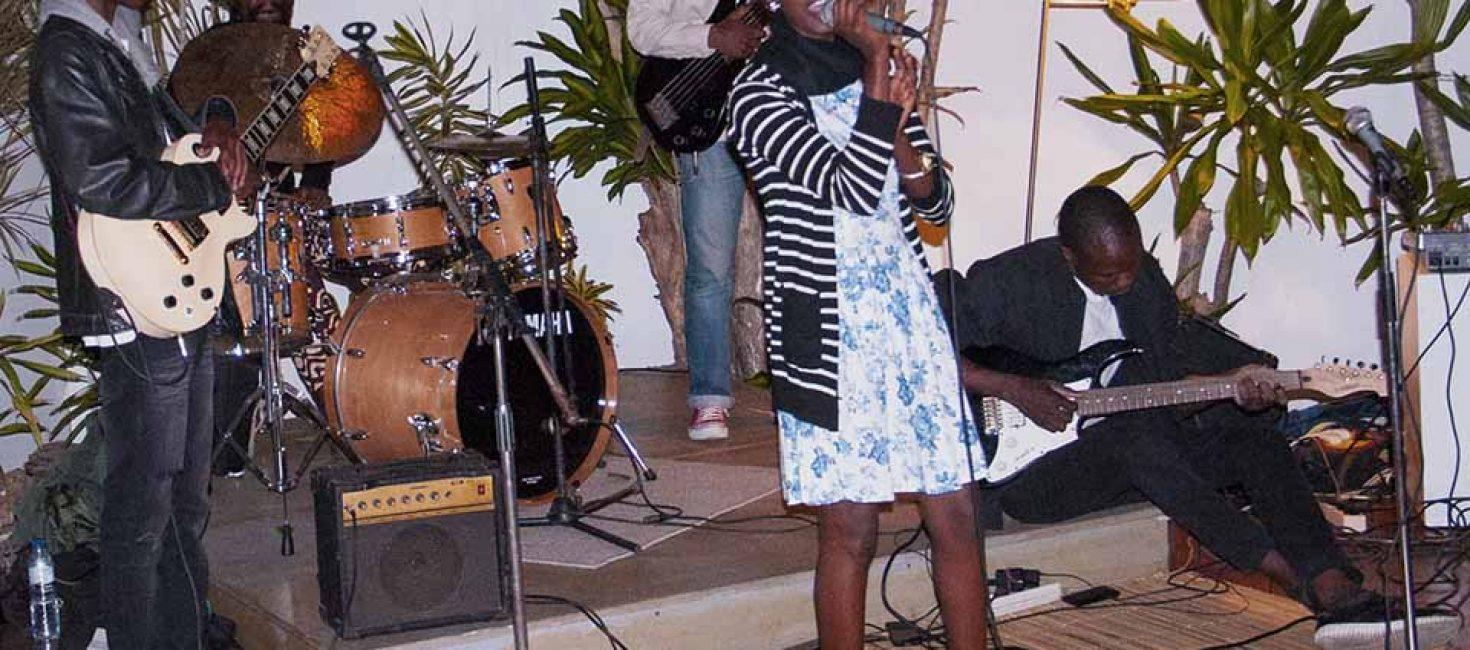 M´laio, uma banda Afro-jazz focada no desenvolvimento social