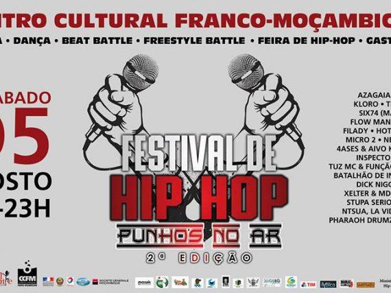 Hip-hop e Pandza servem ao seu público