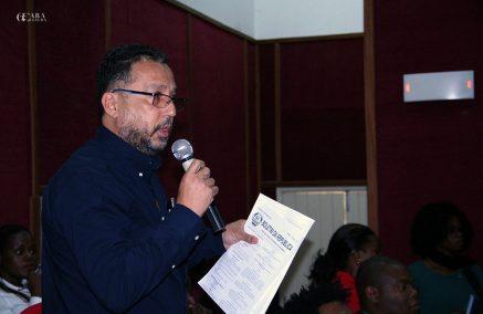 INAC acolhe o Seminário de divulgação da lei do Cinema e Áudio Visual