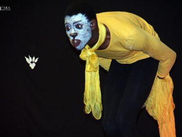 "Oficina de Teatro e Contos Infantis apresentou ""O Gato e o Escuro"" no CCBM"