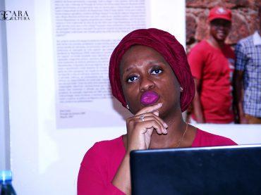 """""""Não existe sogra que aceita o seu filho casar com uma rapper"""" disse Iveth no fórum da historiografia de Hip-hop"""