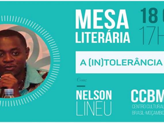 """Centro Cultural Brasil Moçambique prepara """"MESA LITERÁRIA"""""""