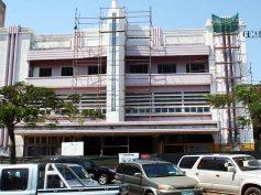 Um governo despesista, mas que não consegue concluir a reabilitação do Cine-teatro África