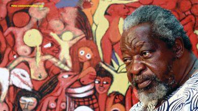 Já passam sete anos do desaparecimento físico de Malangatana e pouco fala-se dele em Moçambique