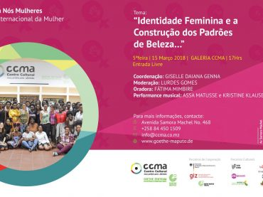 IDENTIDADE FEMININA E A CONSTRUÇÃO DOS PADRÕES DE BELEZA, TEMA DE DEBATE NO CCMA