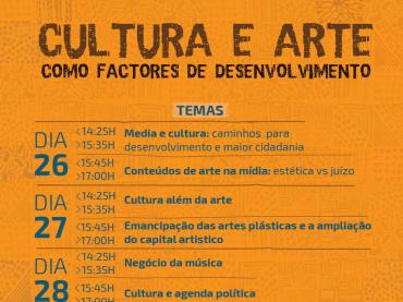 Centro Cultural Português de Maputo II Seminário de Jornalismo Cultural