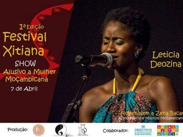 (Festival A Xitiana) Os Desafios e Oportunidades da Mulher Moçambicana no Desenvolvimento das Artes e Cultura