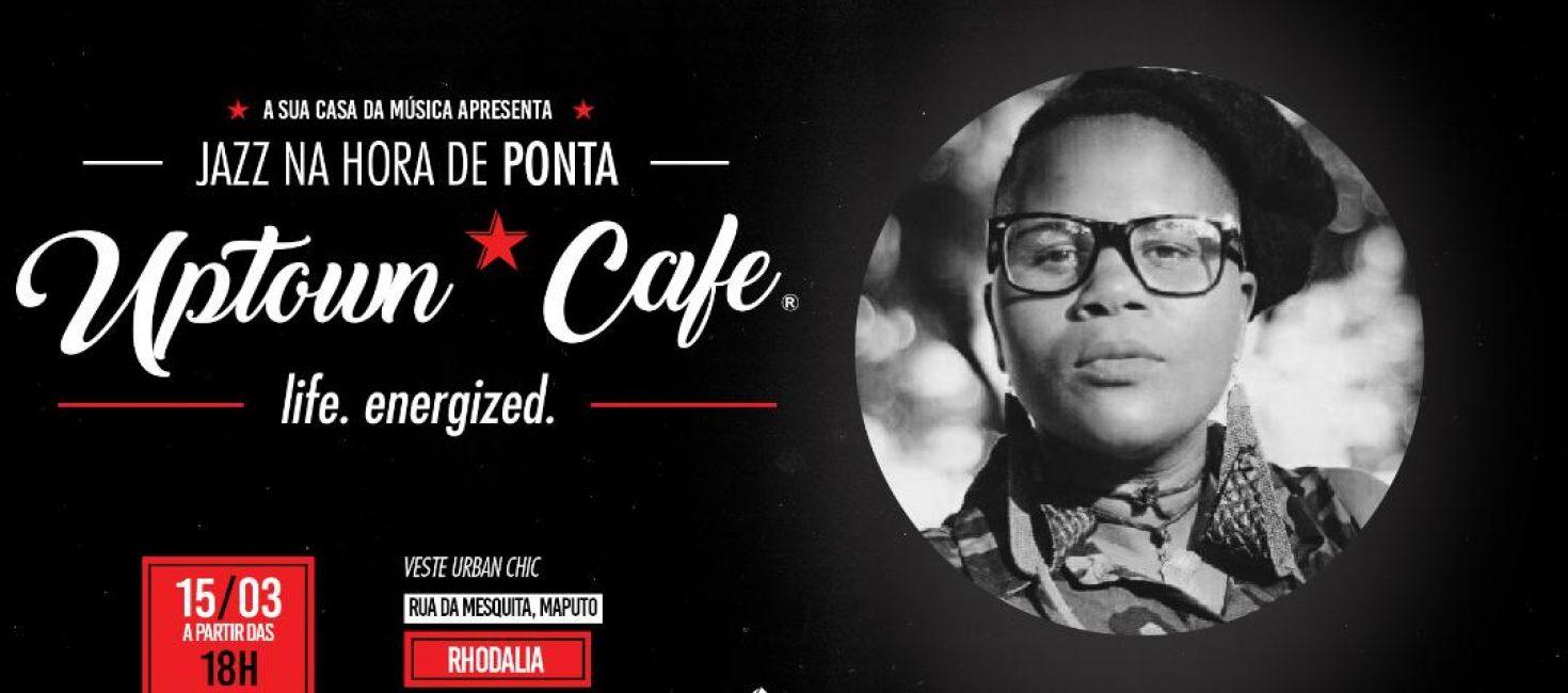Acompanhe todas as Quintas feiras Jazz na Hora de Ponta no Uptown Café