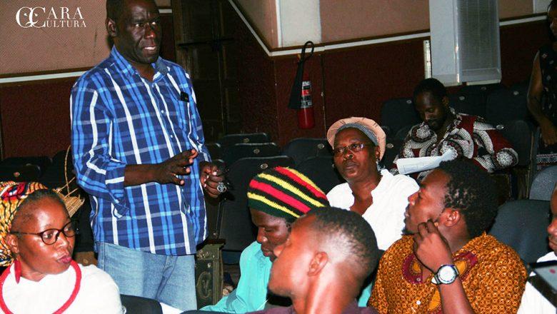 Actores de teatro de Moçambique fundam Associação para dizer AMO-TE