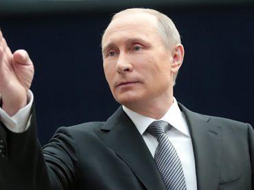 Vladimir Putin não quer Cristiano Ronaldo, Messi nem Neimar no Mundial do seu país!