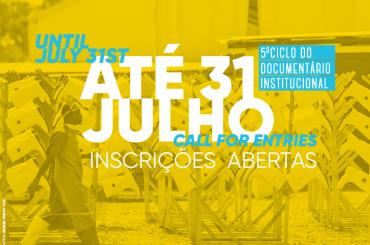 Canditate-se a 5.ª edição doCiclo do Documentário Institucional – INSTIDOC a ter lugar CCFM