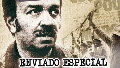 Aquino de Bragança, um Che Guevara intelectual no filme Enviado Especial