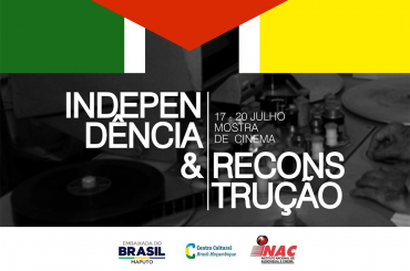 Mostra de Cinema histórico sobre Moçambique no Centro Cultural Brasil – Moçambique