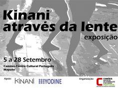 ExposiçãoKinani através da lenteno espaço da Galeria doCamões – Centro Cultural Português em Maputo