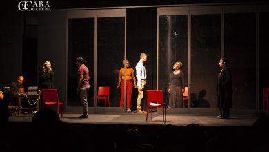 Medeia2, Dois mundos, uma narração – uma estória de calor emocional a partir do palco
