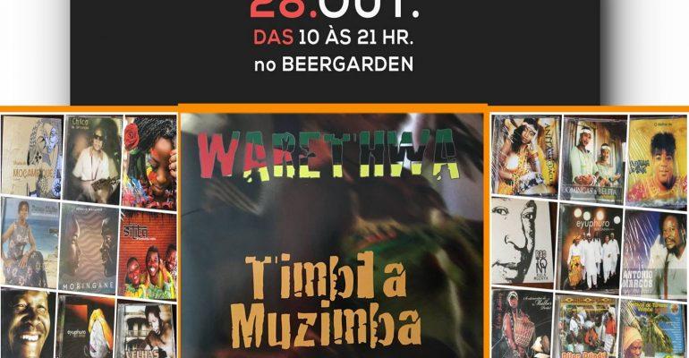 O Beergaden recebe a célebre Orquestra moçambicana, Timbila Muzimba