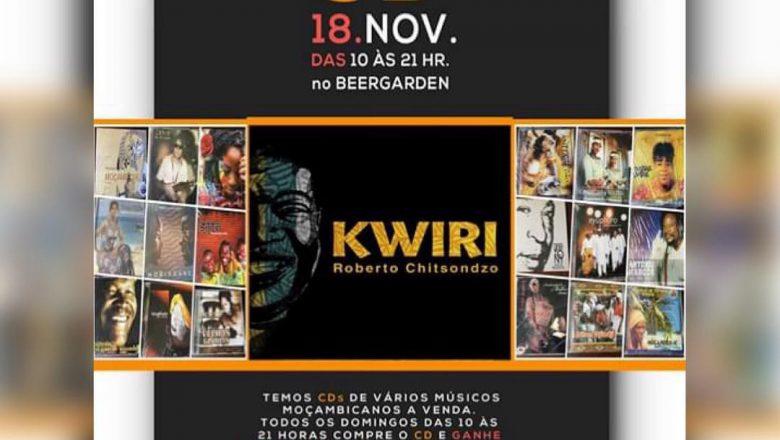 Dia do CD, contou contou com professor, músico, compositor e intérprete moçambicano Roberto Chitsonzo.