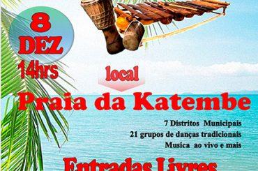 CMCM APRESENTA O 13° FESTIVAL MUNICIPAL DO BATUQUE NA PRAIA DA CATEMBE
