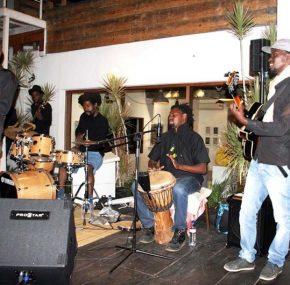 Banda M´Laio em concerto temático no CCBM