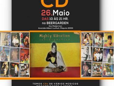 Dia do CD do dia 26 de Maio conta com Texito Langa na cessão de Autógrafos